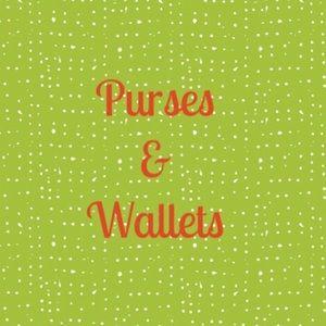 PURSES & WALLETS